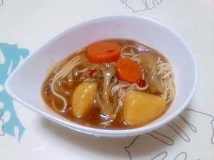 カロリーダウン!かさましカレー温麺++
