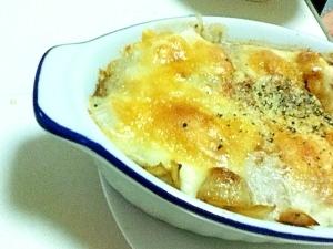 山芋 レシピ グラタン