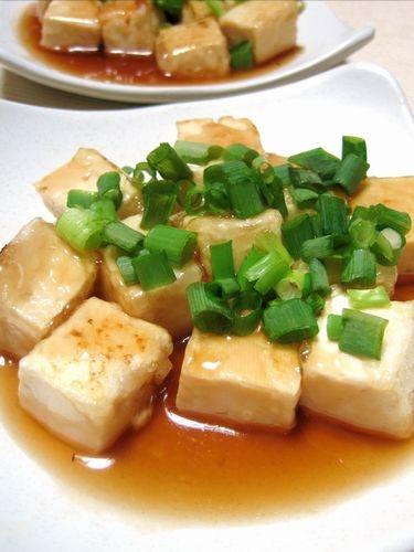 簡単すぎ?フライパン一つの揚げ出し豆腐 レシピ・作り方 by YAMAT☆|楽天レシピ