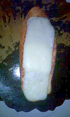 フレンチトーストのチーズ焼き