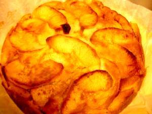 簡単★アップルパイ風りんごケーキ