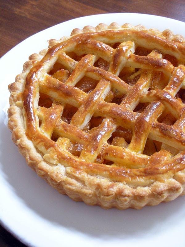 冷凍パイシートで簡単アップルパイ♪ レシピ・作り方 by 松島タツオの楽しい家庭料理 札幌在住|楽天レシピ