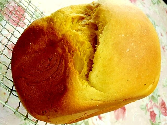 リッチテイストクリームチーズ入り南瓜食パン