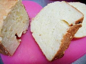 あまくてもっちり☆ホームベーカリーでおからパン☆