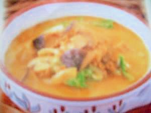 クリームカレースープ