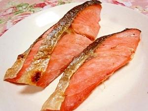 グリルで焼き魚を美味しくする方法