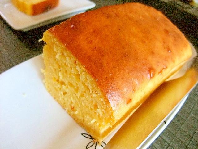 3. マーマレードでオレンジケーキ