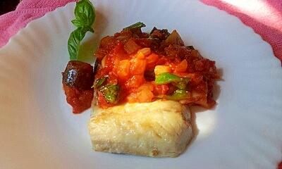 青魚と野菜の栄養をたっぷり
