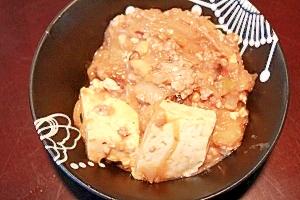 まろやか!ジャガイモでマーボー豆腐