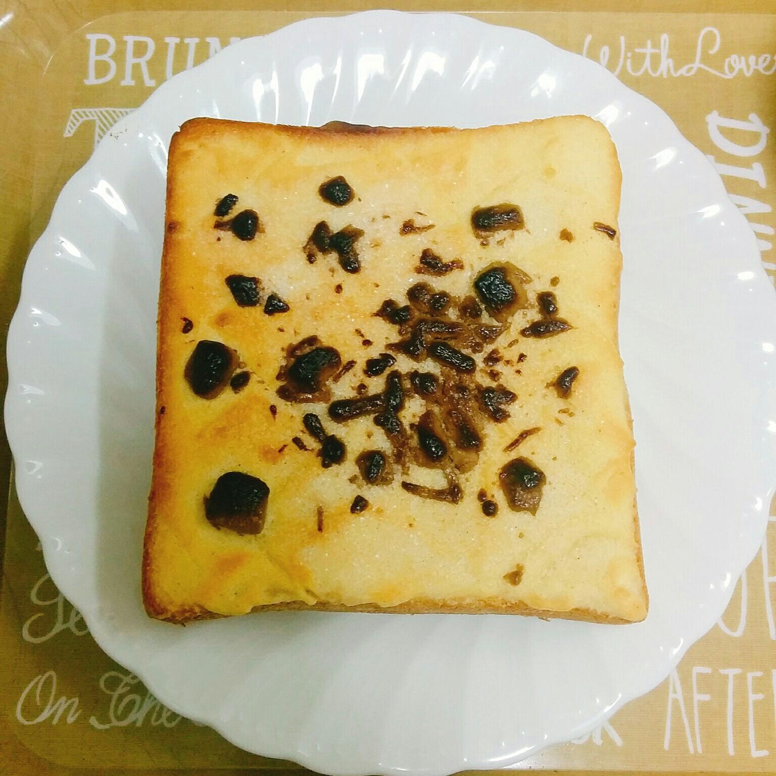 2. チョコチップメロンパントースト