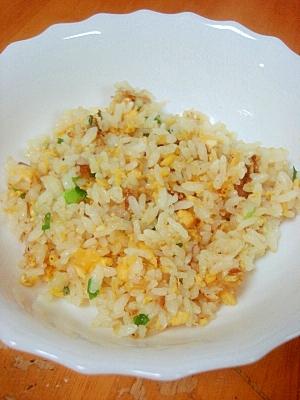 シンプルな美味しさ★塩麹焼き飯