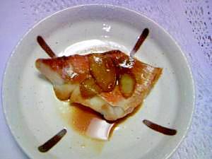 簡単な正統派家庭料理♪魚の煮つけ