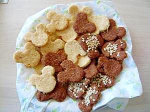 サクサク簡単おからクッキー☆