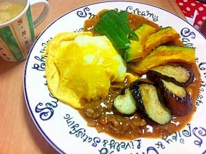 夏野菜☆カレー
