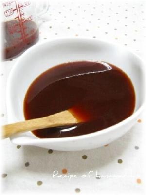 お肉や魚、野菜にもバーベキューソース レシピ・作り方 by はなまる子♪|楽天レシピ
