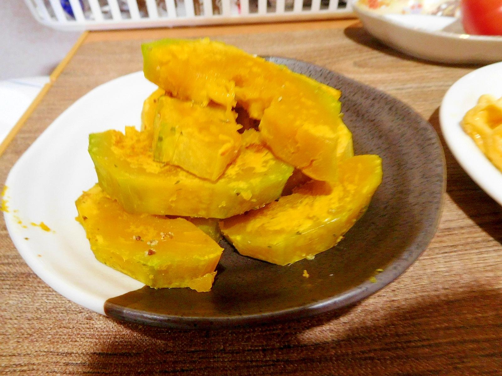 すくなかぼちゃのソテー マジックソルトかけ レシピ・作り方 by めんか|楽天レシピ