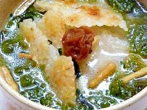 ♪香ばし~♬♫「おこげ茶漬け」 レシピ・作り方 by トコtoko ...