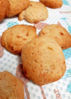 子供が喜ぶ(^^)サクッと簡単バナナクッキー♪