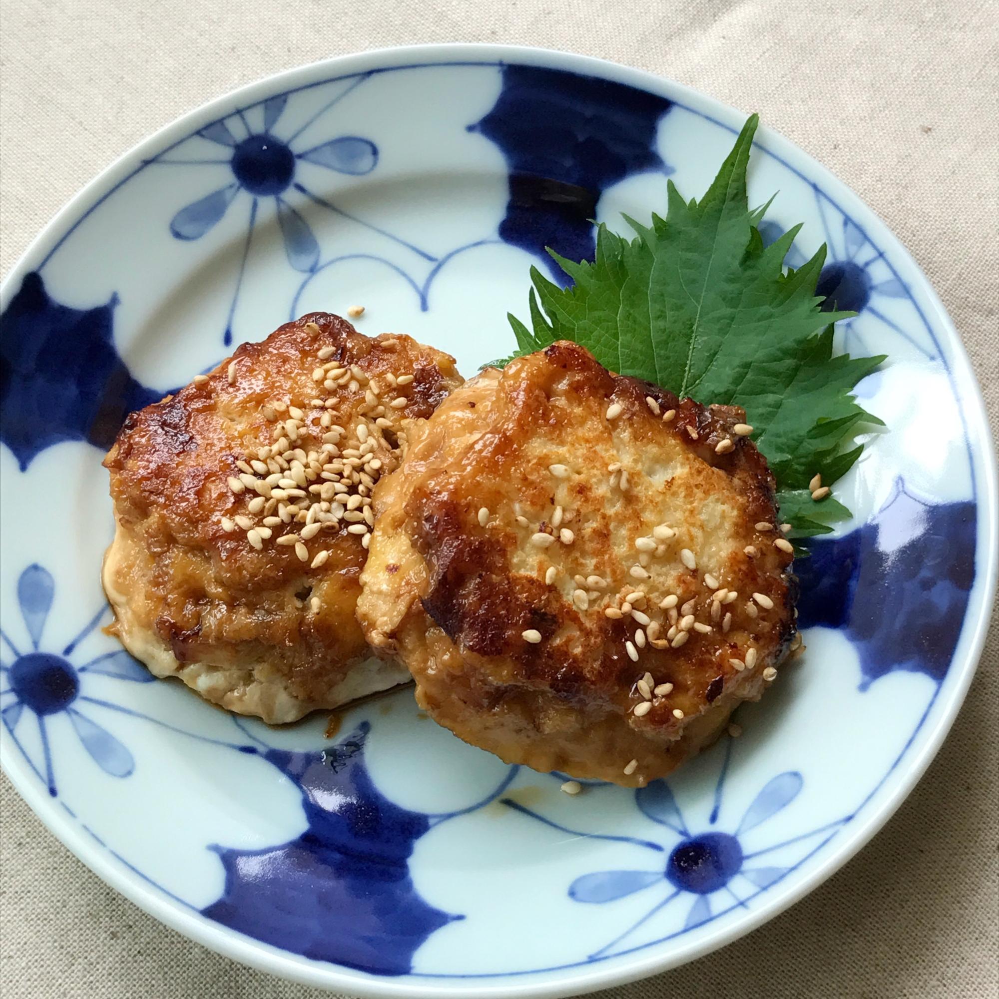 12. 豆腐入り鶏つくね