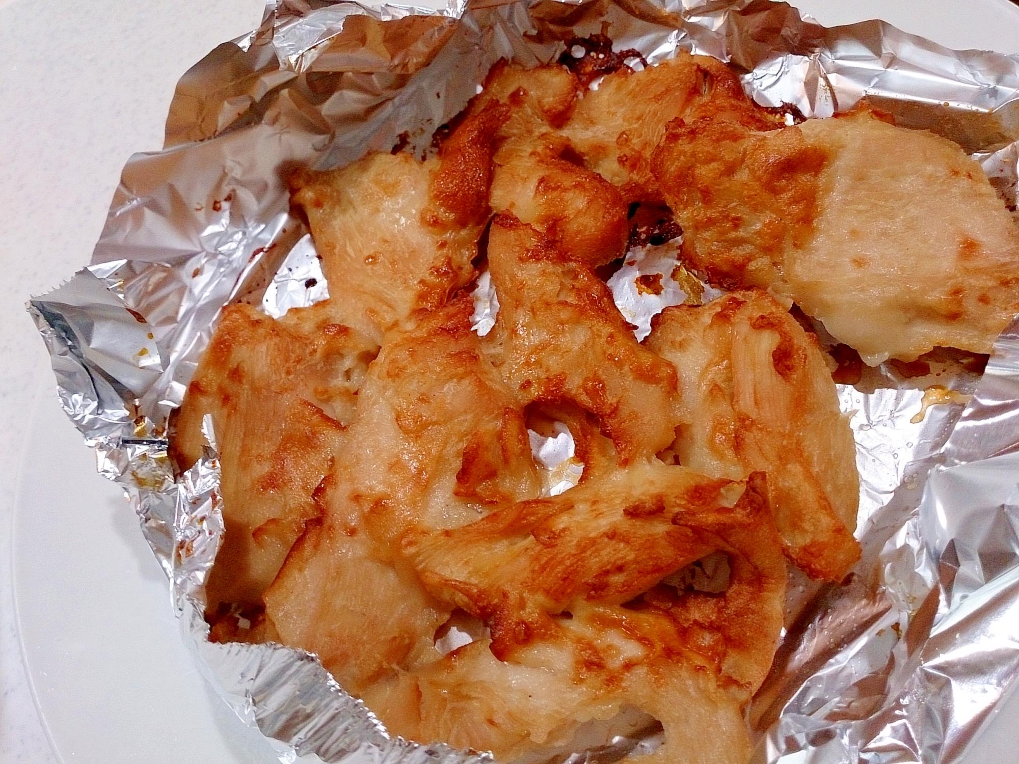 鶏むね肉の水漬け実験