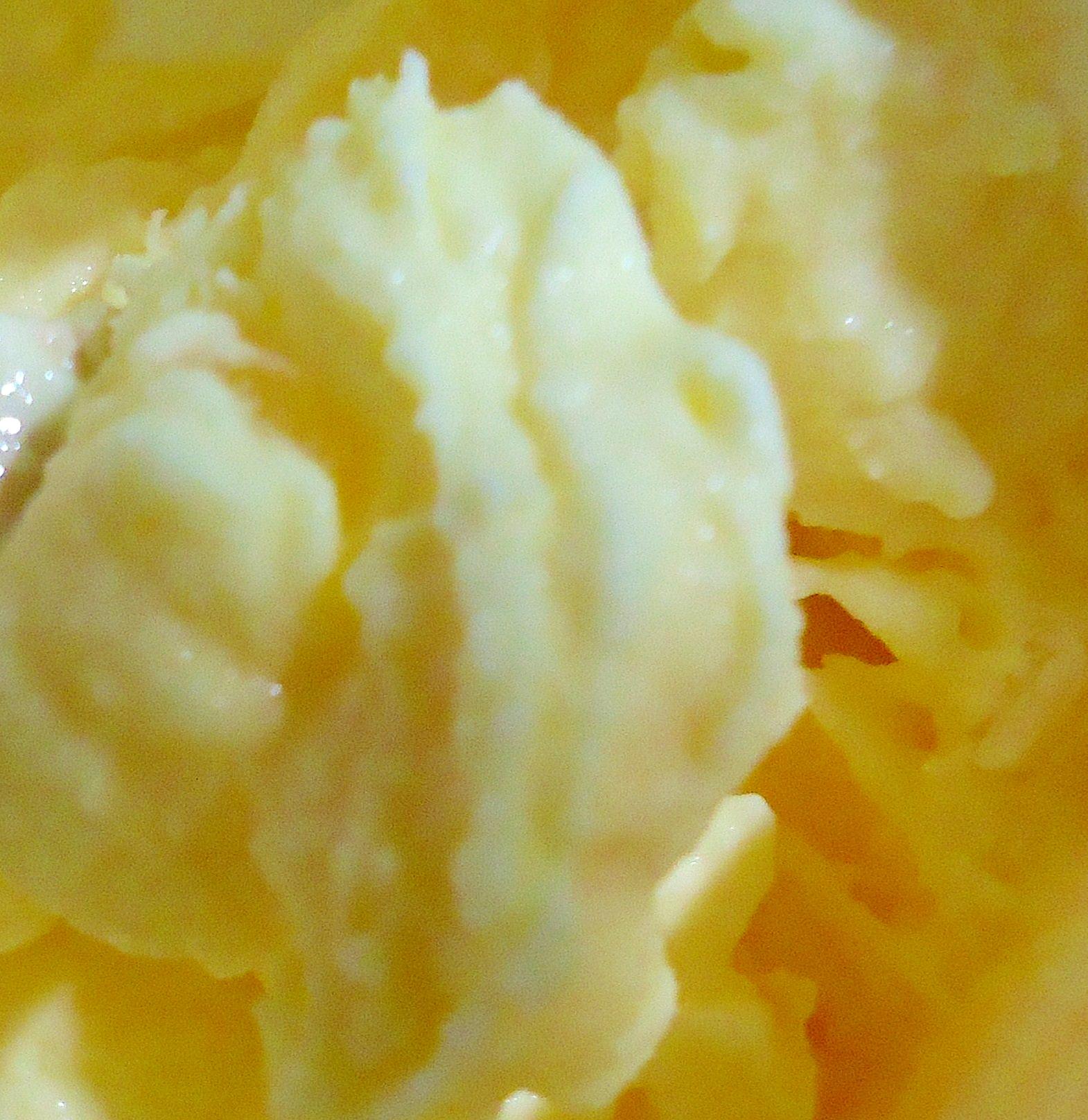 マンゴーアイス(缶詰アレンジレシピ)