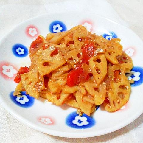お弁当・常備菜に~れんこんのきんぴら