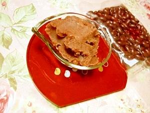 手作りしましょ金時豆でサッパリあんこ