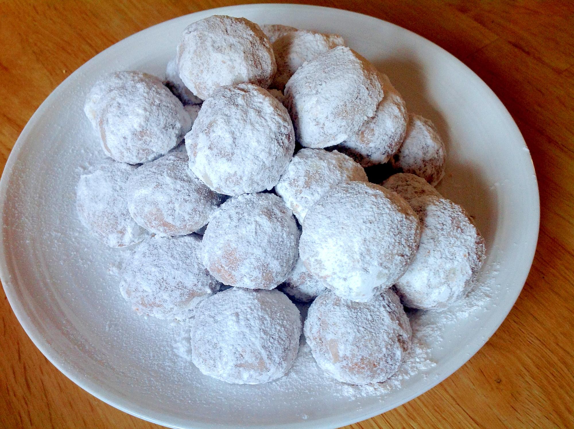 3. ピーカンナッツの簡単クッキー