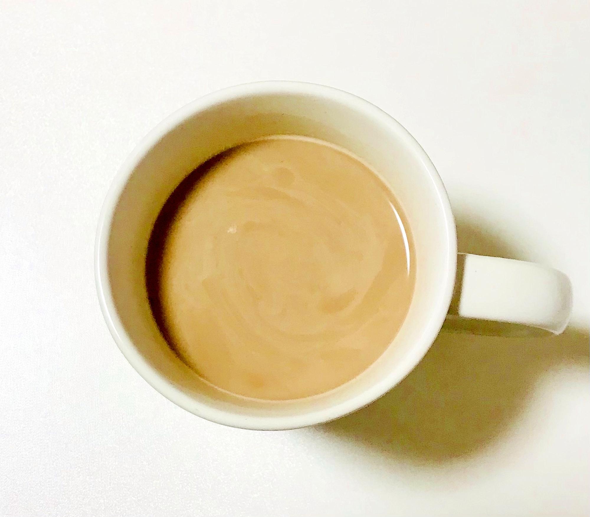ココアが隠し味☆カフェオレ