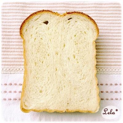 ソフトミルク食パン@ホシノ天然酵母