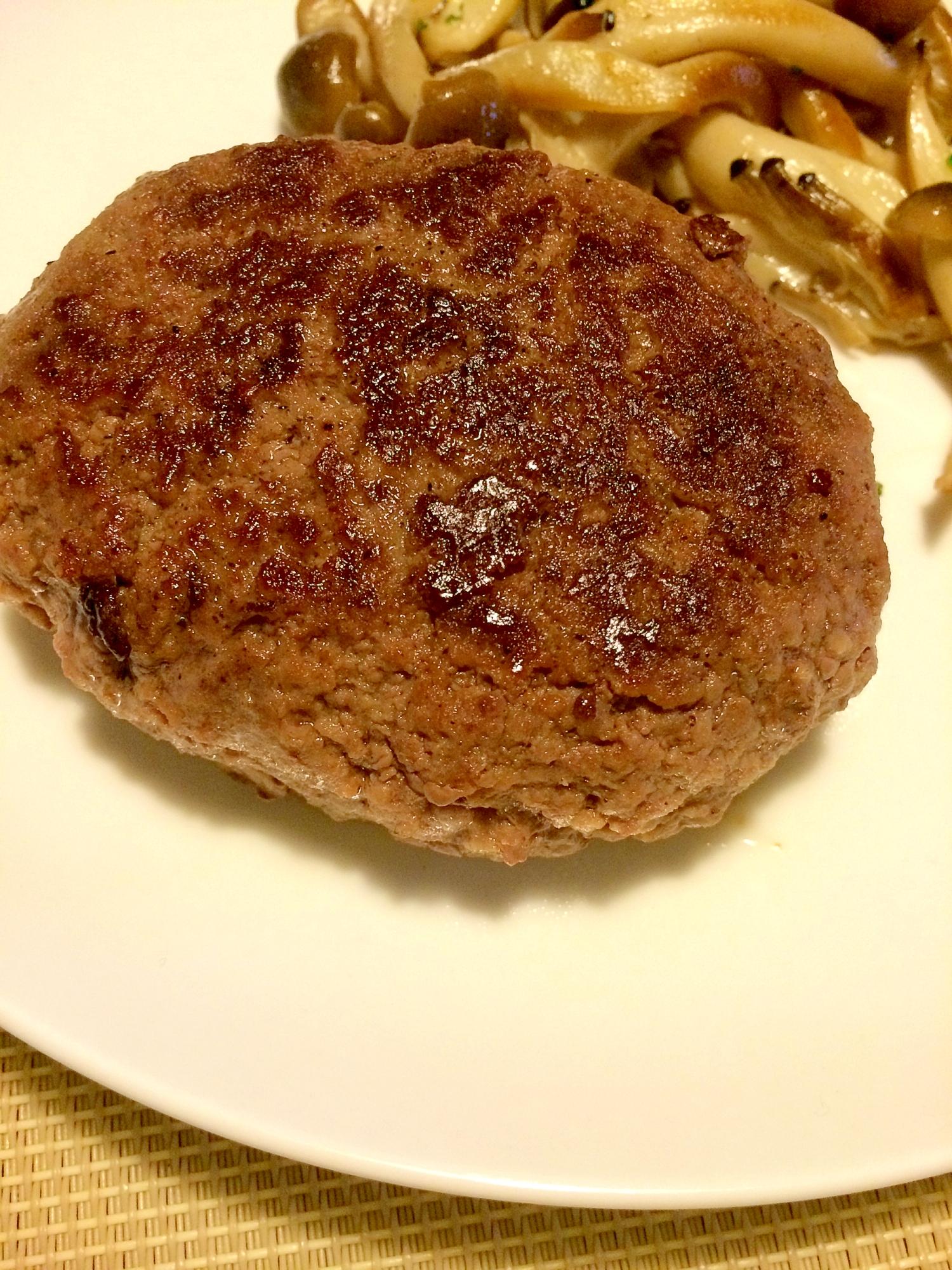 節約ステーキの基本的な作り方