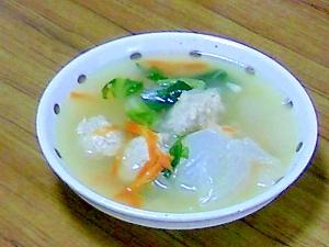 新玉スープ