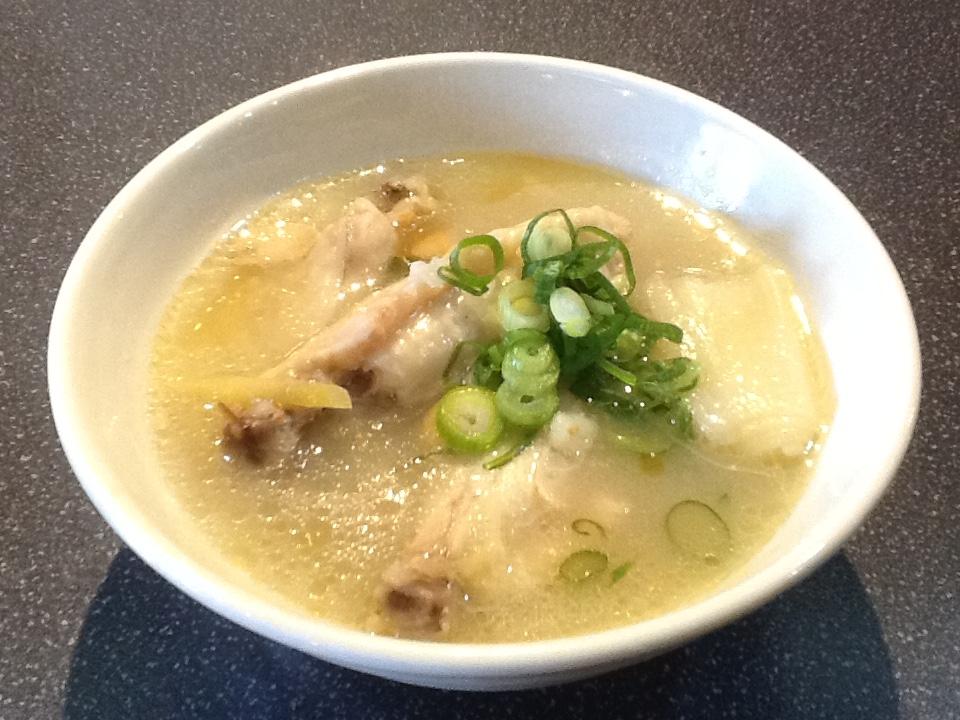 手羽先で作る‼︎簡単✳︎参鶏湯(サムゲタン)スープ