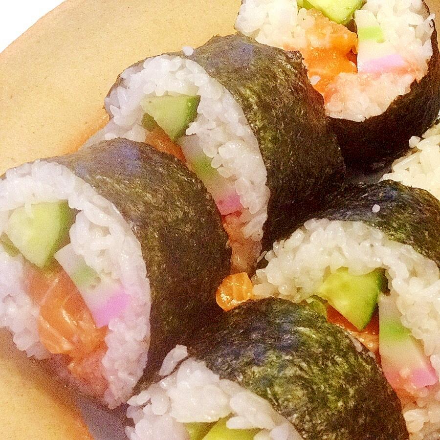 「海鮮巻き寿司♪」おもてなしや節分にも(*^^*)