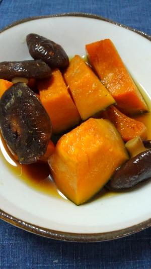 かぼちゃ 煮物 作り方