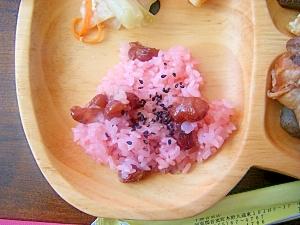 この作り方が一番!甘納豆の赤飯