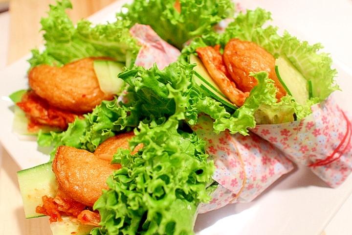 9.ラップ風サンドイッチ