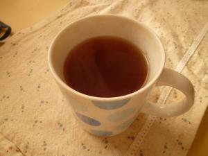 からだポカポカ♪しょうが紅茶