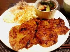 簡単! 豚肉のハニー味噌漬け☆ 西京漬け風♪