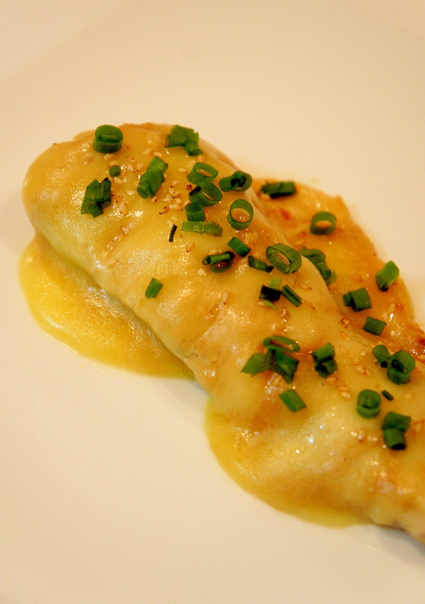 フライパンで♪真鱈のゴマ味噌チーズ焼き レシピ・作り方 by すたーびんぐ 楽天レシピ