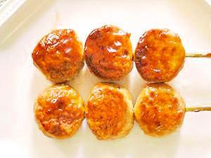 おうちで美味しい★焼き鳥(つくね、タレ) レシピ・作り方