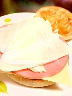 朝から元気に!簡単☆サラダマフィン