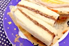 美味しく食物繊維が摂れる☆チョコクリームサンド