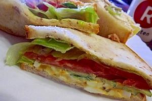 トリプルサンドイッチ