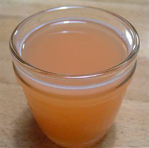 市販ジュースを使用したグレープフルーツゼリー レシピ・作り方 by warasibehinja|楽天レシピ