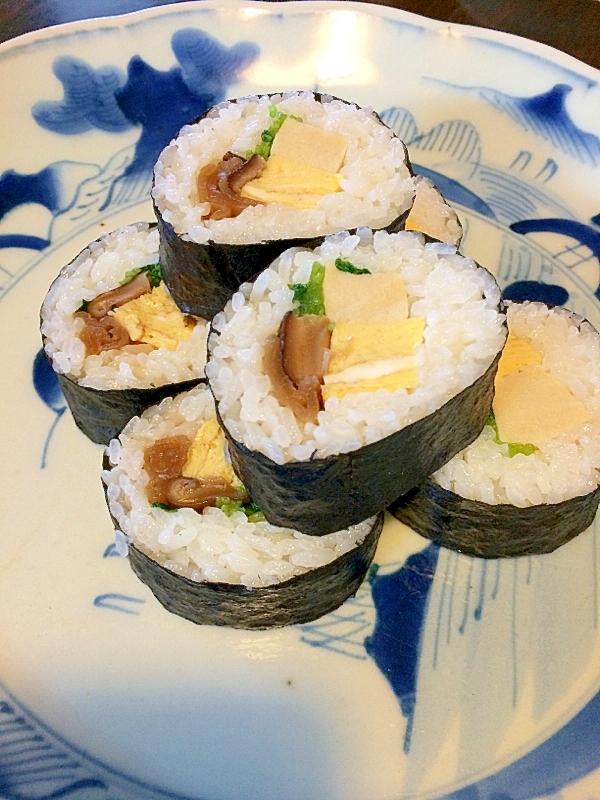 父の日に☆巻き寿司