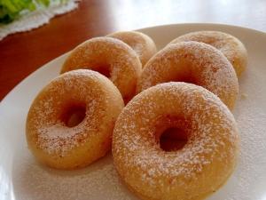ドーナツ レシピ 簡単