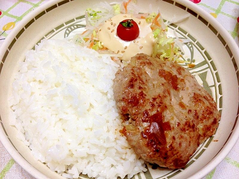 元店長がこっそり教えるびっくり◯ンキーのハンバーグ レシピ・作り方 by く〜,Qoo,|楽天レシピ
