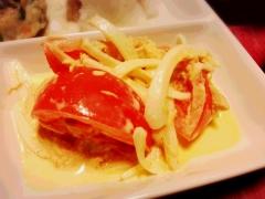 超簡単! トマトとツナのカレーマヨサラダ☆