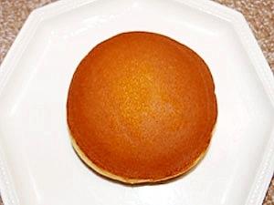 3. ホットケーキの素でシンプルどら焼き